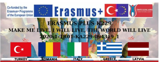 Erasmus: Heal the world – Nature warriors