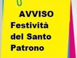 Festa Santo Patrono