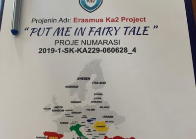 Erasmus: Put me in fairy tale