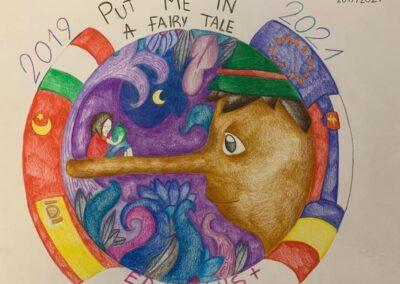 Erasmus: Put me in fairy tale