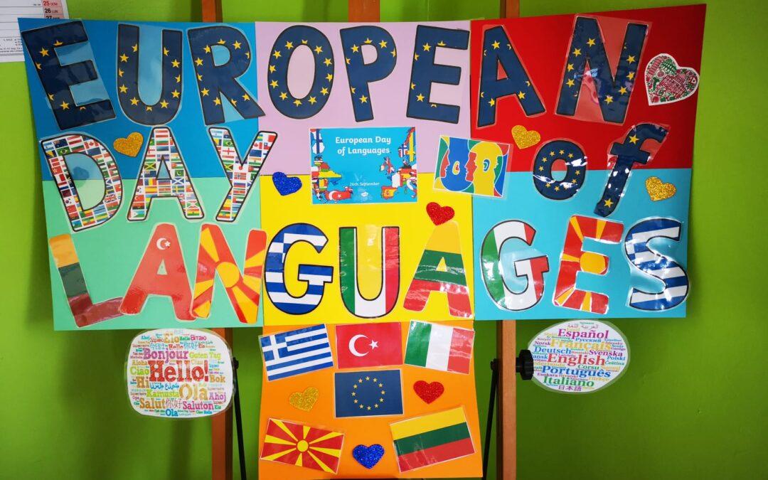 Giornata europea delle lingue 2021!